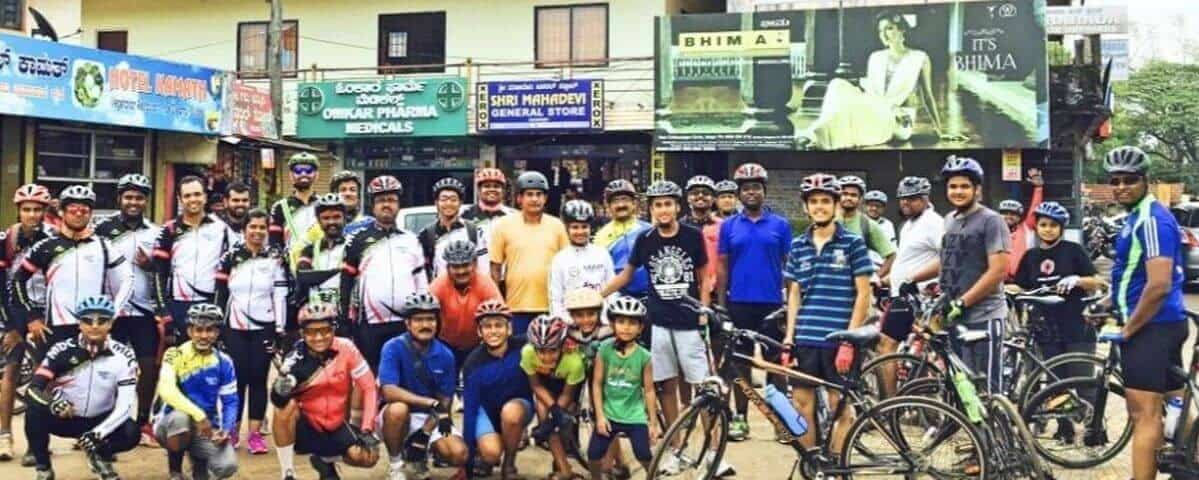 World Environment day 100 KM ride